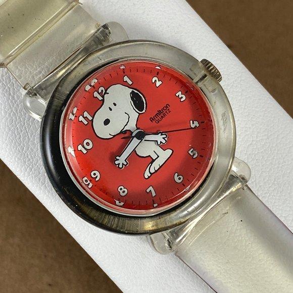 Armitron Other - Vintage Armitron Peanuts Snoopy Child's Watch